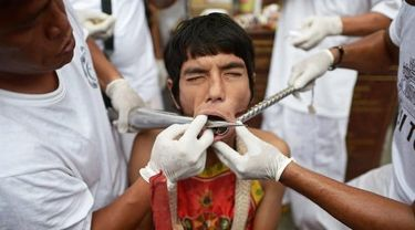 10 Most Extreme Body Piercings (Warning: Graphic Content)