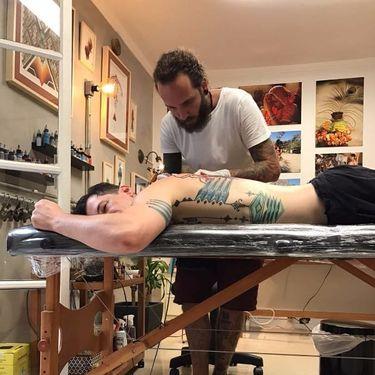 16 Tatuagens Tribais Magníficas De Brian Gomes