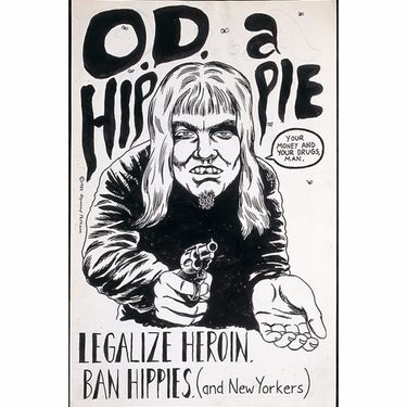 Raymond Pettibon – Sketchings of a Mad Genius Now at the New Museum