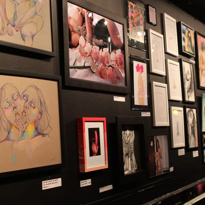 The Dirty Art Show Explores the Intimacy Behind Valentine's Day