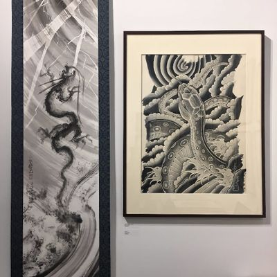 The Famous and Subversive Works at Art on Paper