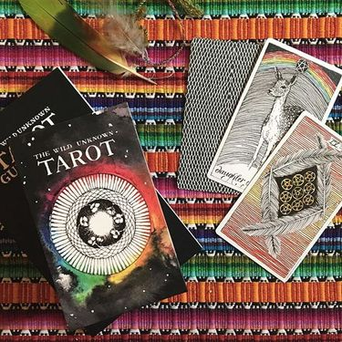 Explore The Unknown with The Wild Unknown Tarot Deck