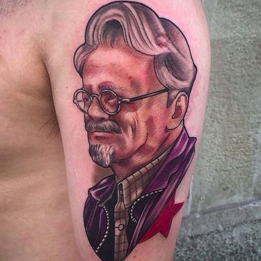 Hot To Trotsky — Communism In Tattoos