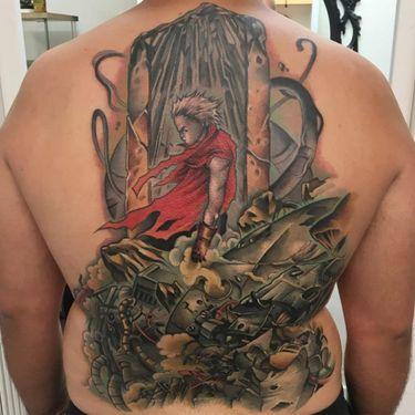 Celebrate Jordan Peele Directing 'Akira' with These Mutated Tattoos