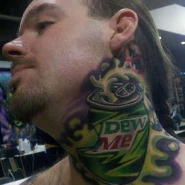 Is There Anything More Extreme Than Mountain Dew Tattoos?