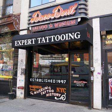 Daredevil Tattoo's 20th Anniversary Celebration