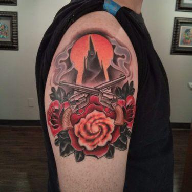 Get a Dark Tower Tattoo for Stephen King In Case the Movie Sucks