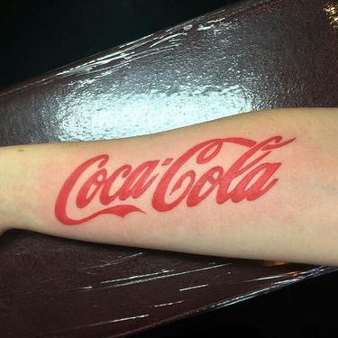How To Clean Everything With These Rad Coca-Cola Tattoos