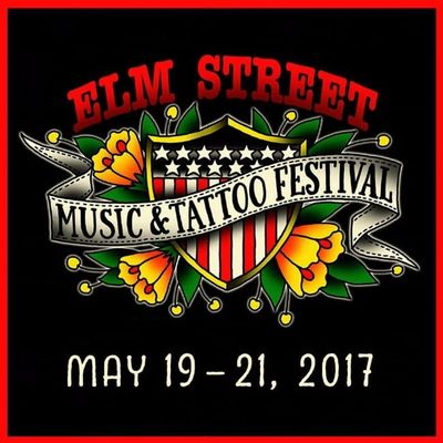 The Elm Street Tattoo Fest Hits Dallas This Weekend