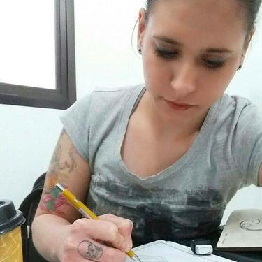18 Tatuagens Encantadoras Da Artista Nina Paviani