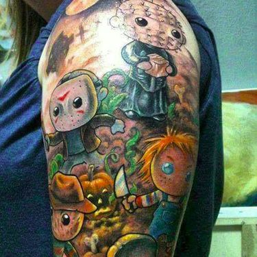 Get Your Geek On With Funko Pop! Tattoos