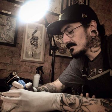 13 Tatuagens Tradicionais Do Artista Filipe Tonon