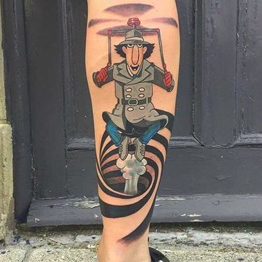 Let's Inspect These Awesome Inspector Gadget Tattoos