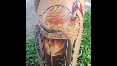 Root Beer Tattoos Because Regular Sodas Suck