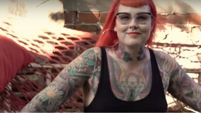 SESSIONS: Drew Linden's Intuitive Tattooing