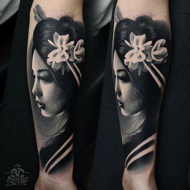 17 Tatuagens Apaixonantes De Gueixas