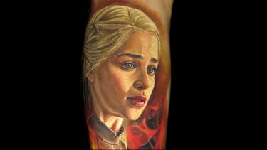 Fire, Blood, and Tattoos — House Targaryen