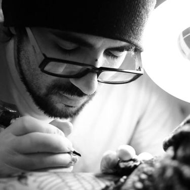 15 Tatuagens Realistas Sombrias De Thomas Carli Jarlier