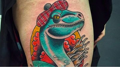 Tattoodo Goes To Scotland in Search of Sweet Scottish Tattoos
