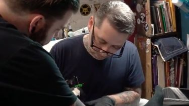 SESSIONS: Eddy Ospina's Bold Take on Classic Tattoos