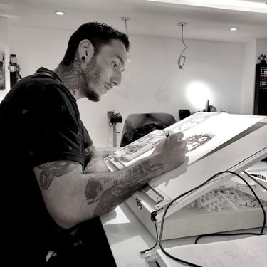 19 Tatuagens Fantásticas De Lincoln Lima