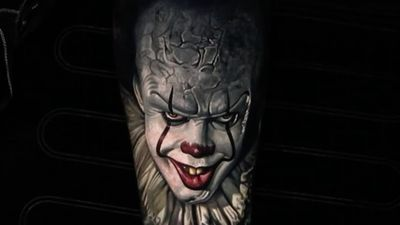 We All Float Down Here With Our 'It' Tattoos