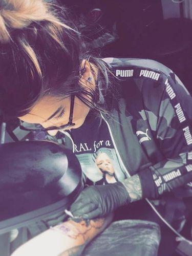 13 Tatuagens Coloridíssimas Da Artista Kirsten Pettitt