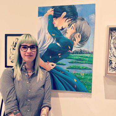 13 Tatuagens De Animes e Mangás Da Artista Kimberly Wall