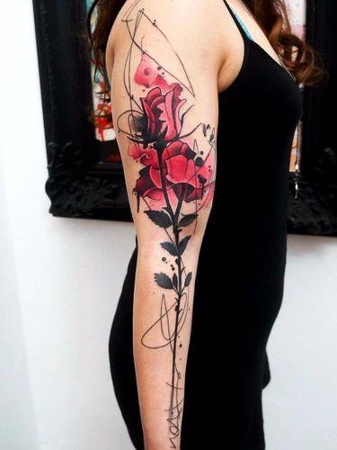 20 Tatuagens Destruidoras Do Artista Dynoz Art Attack