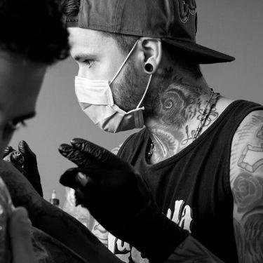 18 Tatuagens Fantásticas Do Artista Kreyner La Scala