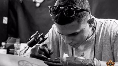 10 Tatuagens Blackwork Do Artista João Carvalho