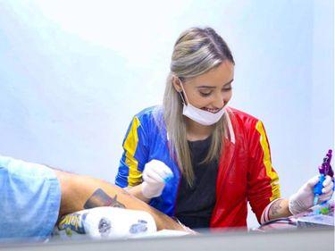 20 Tatuagens Aquarela Perfeitas Da Artista Amanda Barroso