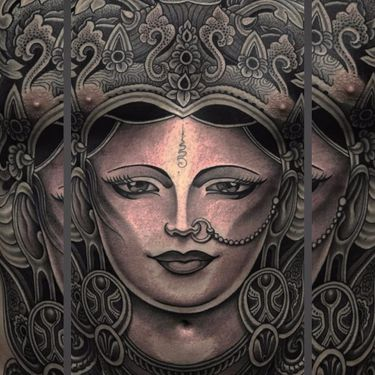 Ladies' Night for Tattoo of the Day: Portraits of Women