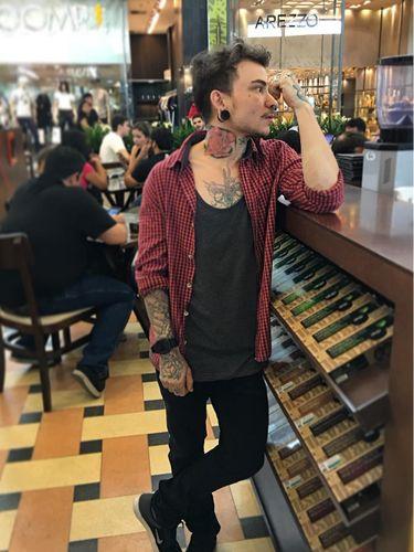 20 Tatuagens Ultra Coloridas Do Artista Brandon Bec