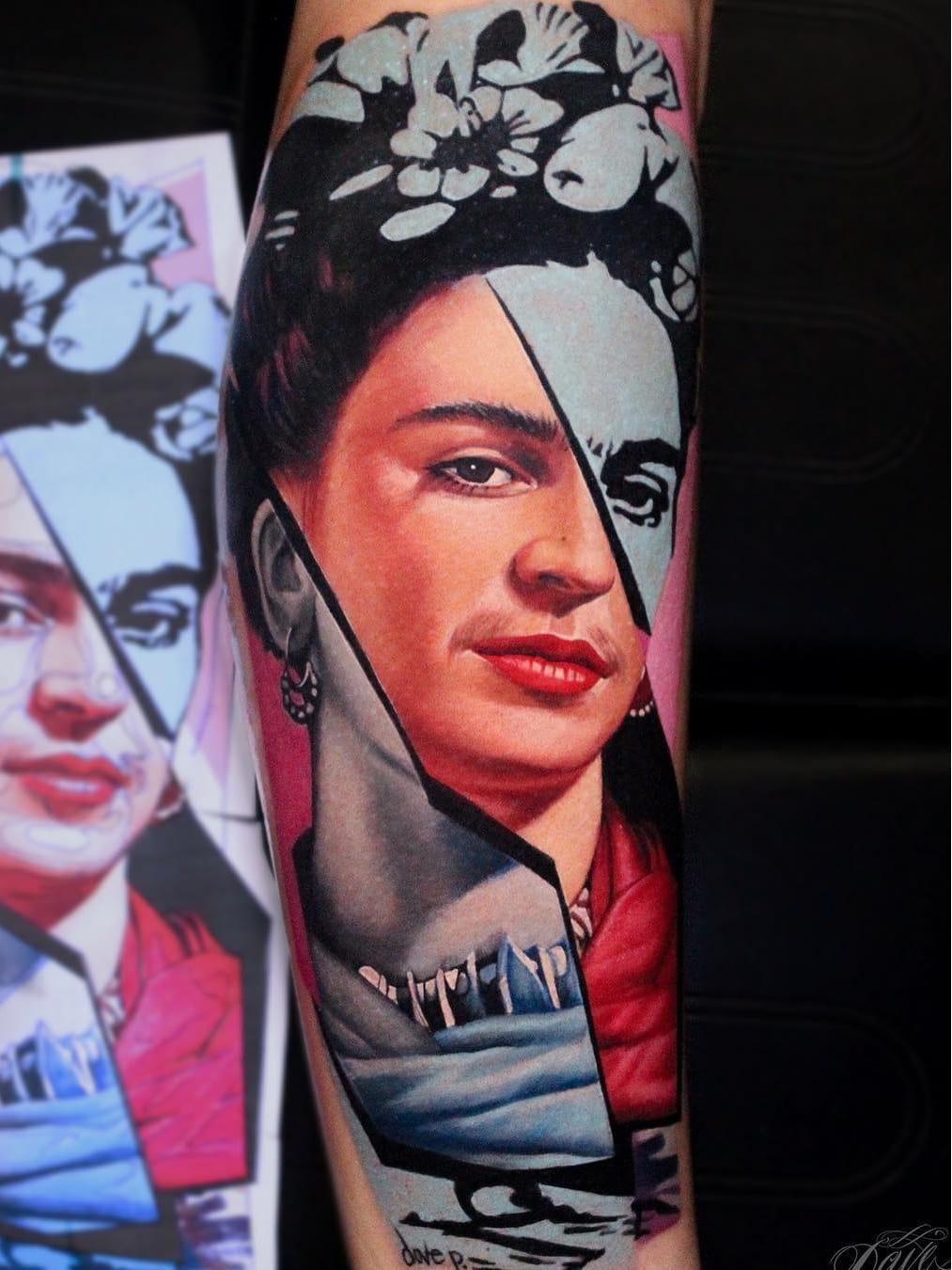 #DavePaulo #gringo #realismo #realism #colorido #colorful #portrait #retrato #colagem #collage #woman #mulher #fridakahlo #flor #flower #pretoebranco #blackandwhite #illustrative #ilustrativo