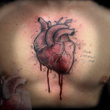 16 Tatuagens Graciosas Da Artista Gabi Vitorino