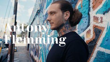 The Tattoo Shop Artist Spotlight: Antony Flemming