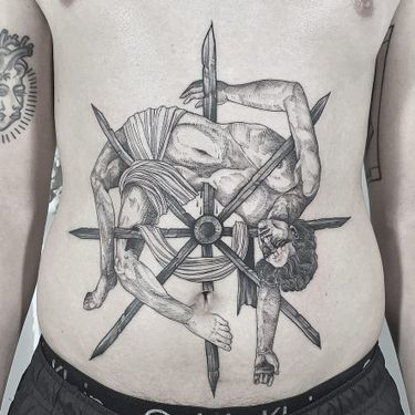 Plague Doctors and Iron Maidens: Medieval Tattoos