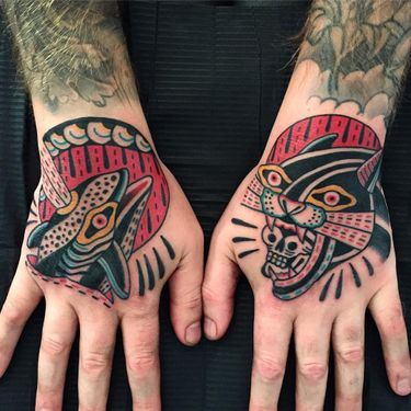 Picking Faves is Wrong, But We Do It Anyway: Todays' Favorite Tattoos