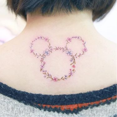 Oh Boy! If You Can Dream It, You Can Do It: Mickey Mouse Tattoos