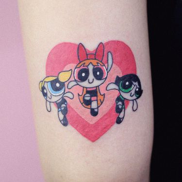Where the Real Deal 80's and 90's Kids At? Old School Cartoon Tattoos
