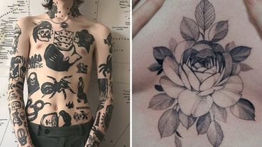 Wrap Me Up in Ink: Torso Tattoos