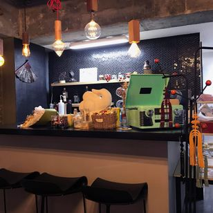Robin Egg Studio #RobinEggStudio #Seoul #Korea #TattooedTravels