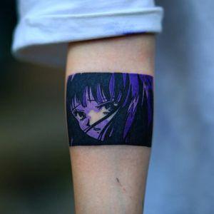 Tattoo by Puff Channel #PuffChannel #NerdClubTattoo #Seoul #Korea #TattooedTravels