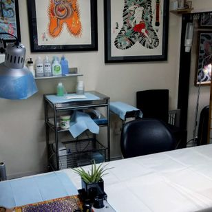 Ichi Tattoo Studio - Tattooed Travels: Tokyo, Japan #TattooedTravels #Tokyo #Japan