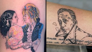 Map to the Stars: Tattoos of Famous People