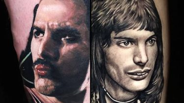 Bohemian Rhapsody: Queen Tattoos for the Rock Star Within