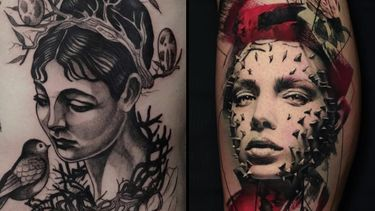 To Love a Face Like Yours: Portrait Tattoos