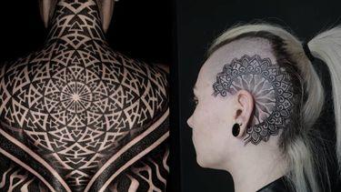 Representing the Universe: Mandala Tattoos