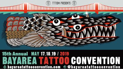 Rock of Ages and Outsider Art: Bay Area Tattoo Convention 2019
